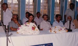 Anti-Apartheid Meeting 1980's