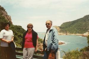 Mum & Barbara Hogan & Ahmed Kathrada