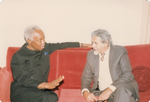 Mwalimu Julius Nyerere & Mosie